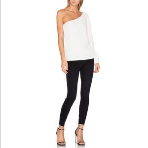 Black Orchid Mid Rise Skinny Jeans Fray H